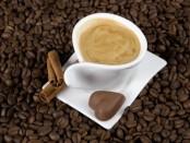 caffè tè cioccolato